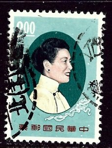 Rep of China 1448 Used 1965 issue    (ap5857)