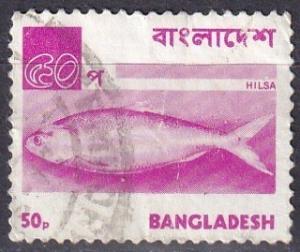 Bangladesh #99  F-VF Used CV $6.00  (SU7594)