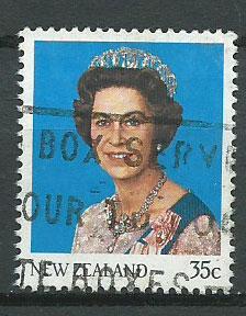New Zealand SG 1371 Used