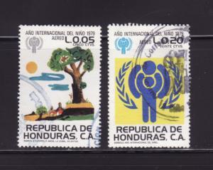 Honduras C683, C685 U IYC (F)