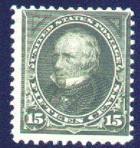 MALACK 284 Fine+ OG LH, super stamp, nice color t2841