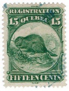 (I.B) Canada Revenue : Quebec Registration 15c