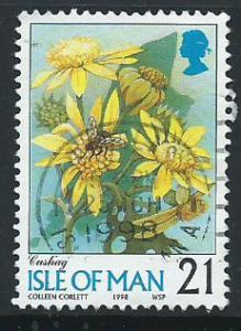 Isle of Man  SG 779 VFU imprint 1998