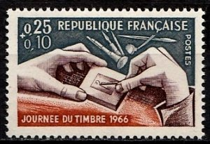 France 1966 Scott B400 MNH (292)