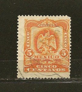 Mexico 307 Coat of Arms Used