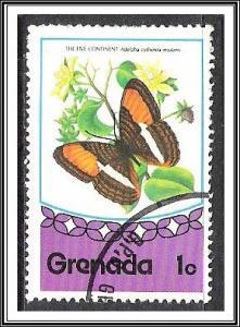 Grenada #661 Butterflies Used
