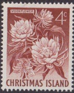 Christmas Island #12 Mint