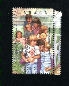 Canada #1523b   used VF 1994  PD