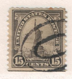 United States (U.S.) Stamp Scott #566, Used - Free U.S. Shipping, Free Worldw...