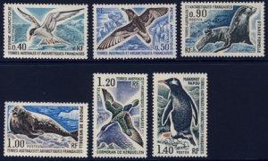 Scott #58-63 Arctic Animals MNH