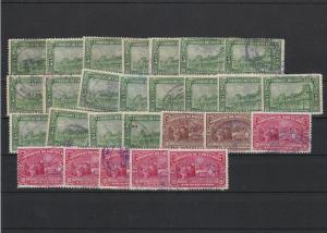 Costa Rica 1921 Stamps Ref 28134