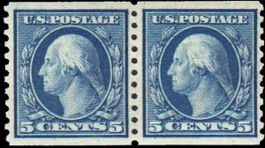 United States Scott 447 Mint never hinged.