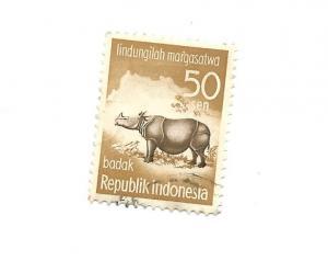 Indonesia 1959 - Scott #476 *