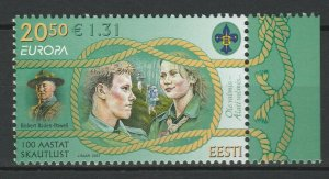 Estonia 2007 CEPT Europa MNH Stamp