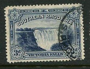 Southern Rhodesia #32 Used