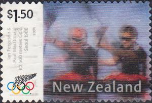 New Zealand #1970 Used