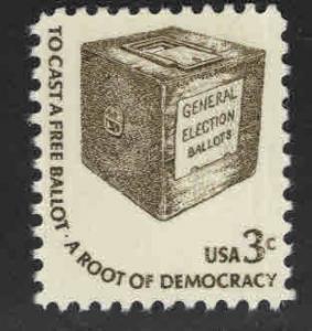 USA Scott 1584 Mint No Gum stamp