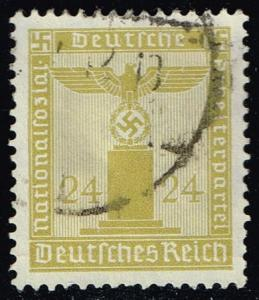 Germany #S9 Franchise Stamp; Used (4.75)