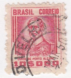 Brazil, Scott # 526, Used