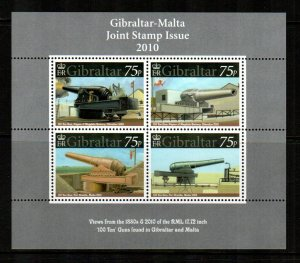 Gibraltar #1221  MNH  Scott $14.00   Miniature Sheet