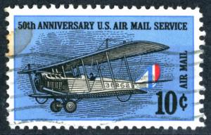 United States - SC #C74 - used Air Post - 1968 -Item USA145