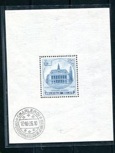 Belgium B179  sheet  VF NH  Cat $150