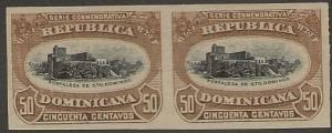 DOMINICAN REPUBLIC SC # 150   SOME G DIST  MLH