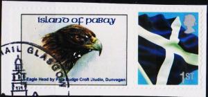 Great Britain(Pabay). 1999? 1st(Self Adhesive). Fine Used