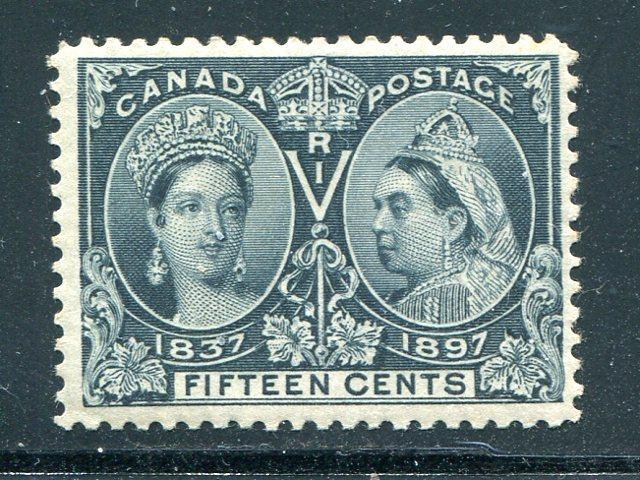 Canada #58   Min t F-VF+  -  Lakeshore Philatelics