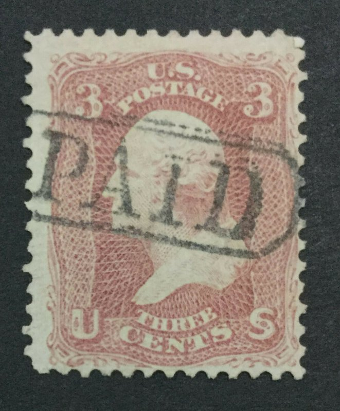 MOMEN: US #65 USED #300121
