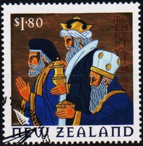New Zealand. 2009 $1.80  Fine Used