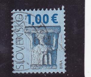 Slovakia  Scott#  567  Used