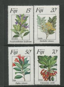 Fiji - Scott 505-508 - General Issue -1984 - MNH - Set of 4 Stamps