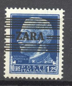German Occupation Zara, Mi.3, MNH,