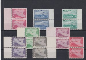Liberia 1942 Air  Mint Never Hinged Stamps Ref 35973