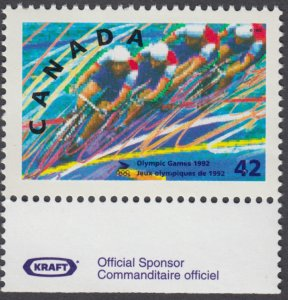 Canada - #1417 Summer Olympics, Cycling - MNH