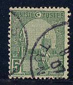Tunisia Scott # 32, used