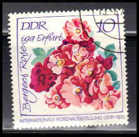 German Democratic Republic CTO NH Very Fine ZA4518