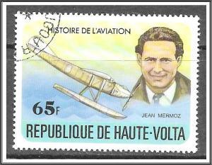 Upper Volta #462 History of Aviation CTO