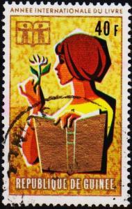 Guinea. 1972 40f  S.G.794 Fine Used