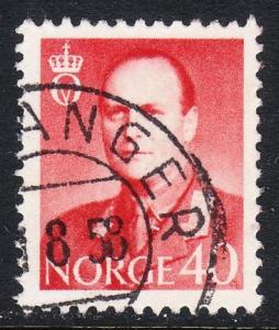 Norway 362 - FVF used