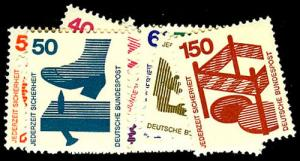 BERLIN 9N316-25  Mint (ID # 40496)
