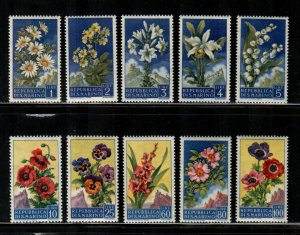 San Marino #394-403  MNH  Scott $6.25