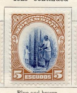 Mazambique Company 1925 Early Issue Fine Mint Hinged 5E. 147438