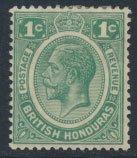British Honduras SG 126 SC # 92 MH     see scans and details