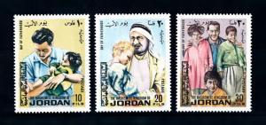 [91664] Jordan 1973 Day of Fatherhood Children  MNH
