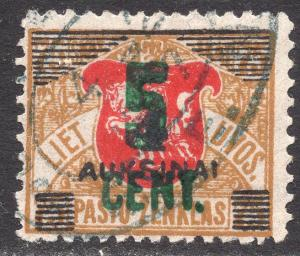 LITHUANIA SCOTT 150