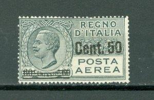 ITALY #C10...UNUSED..$22.00