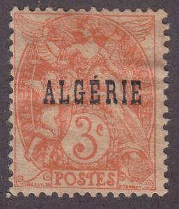 Algeria 3 Liberty, Equality & Fraternity O/P 1924