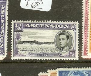 ASCENSION  (P2401B) KGVI  1 /2D SG38      MNH